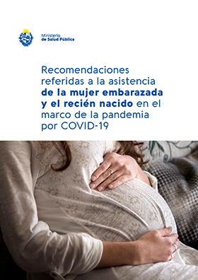 Guía embarazo y covid